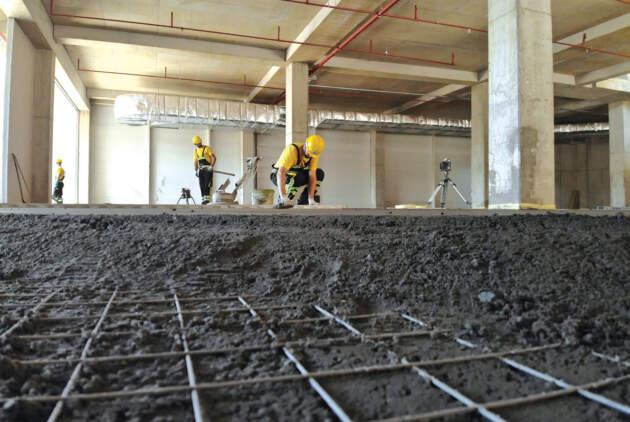 Mašinska izrada cementne košuljice