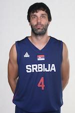 Miloš Teodosić, košarkaš