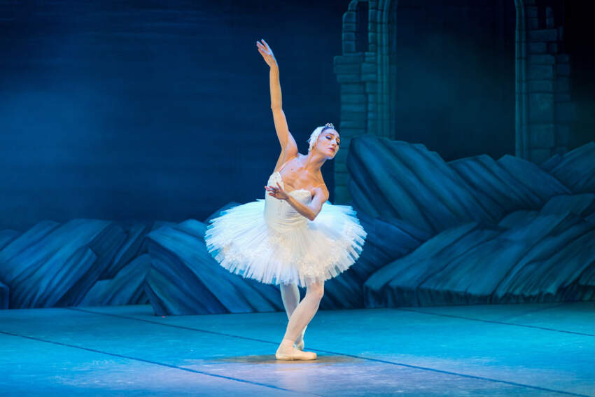 Vinil podovi u baletskim dvoranama