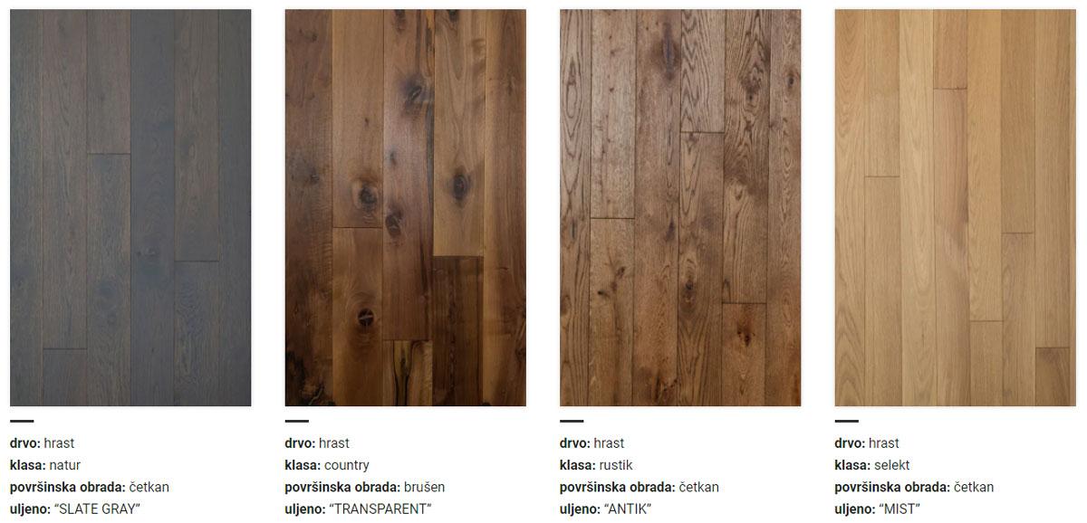 Drvoprodex Završna obrada i uljenje drvenih podova
