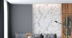 Calcata Basic Almond zidne keramičke pločice