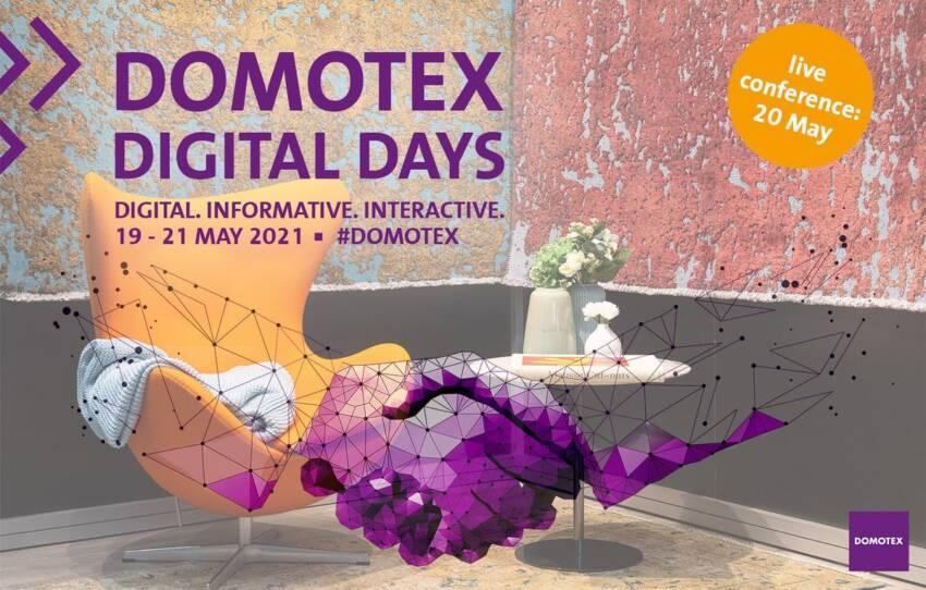 DOMOTEX DIGITAL DAYS 2021