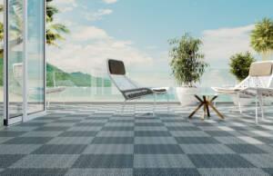 Bergo podovi za bašte restorana i kafića / foto: Antas Line doo