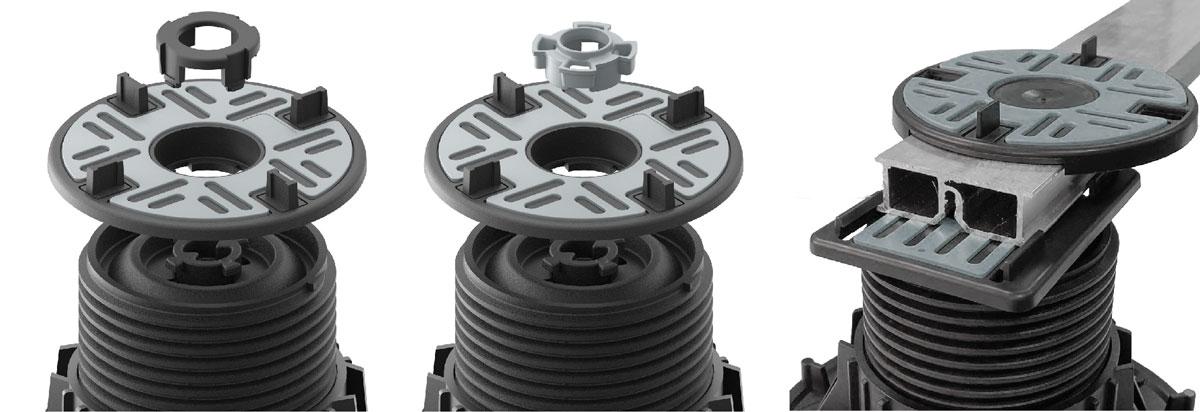 Nova Balance Pro linja zadovoljava bilo koji zahtev za postavljanje uzdignutog poda