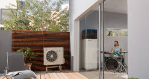 vazdušne toplotne pumpe Daikin Altherma pokazali su se kao optimalno rešenje za grejanje objekata