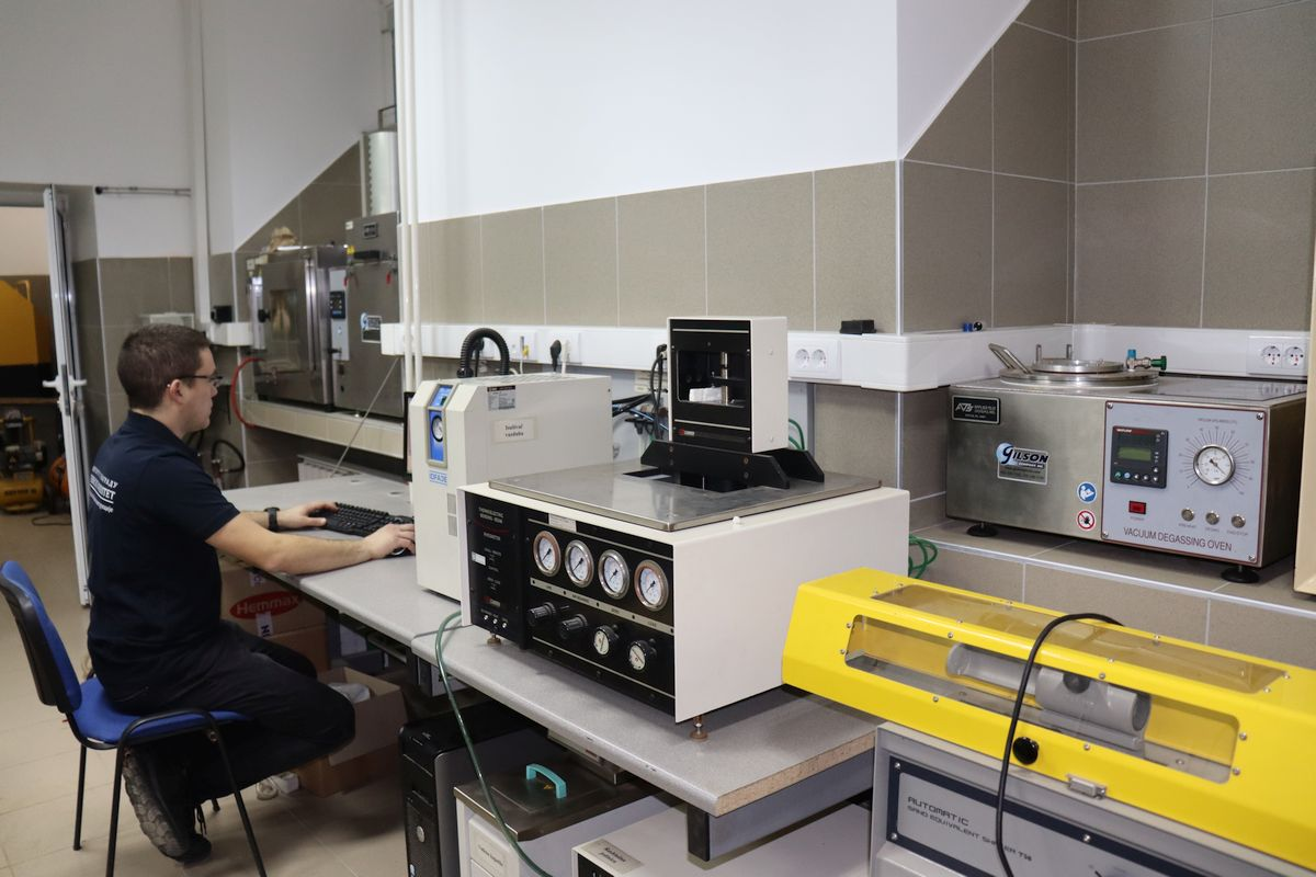 Laboratorije za kolovozne konstrukcije