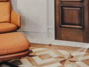 Intarzija iz 1922. godine je restaurirana i zaštićena Rubio® InvisibleProtector-om