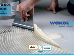 Connected systems garantuje kompatibilnost između lepkova firme WAKOL i lakova i ulja firme LOBA