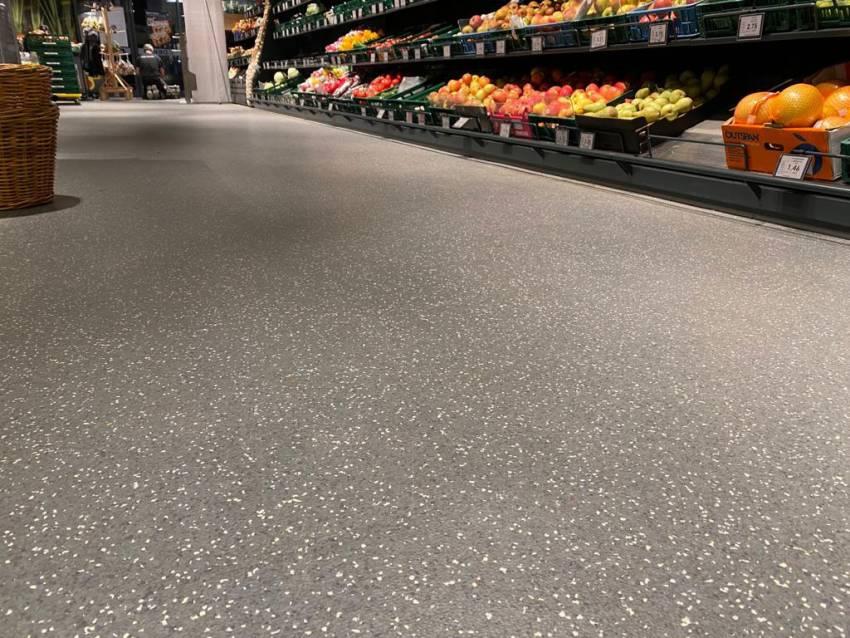 U saradnji sa nemačkom firmom Ibotac GmbH razvili smo novu vrstu industrijskog poda
